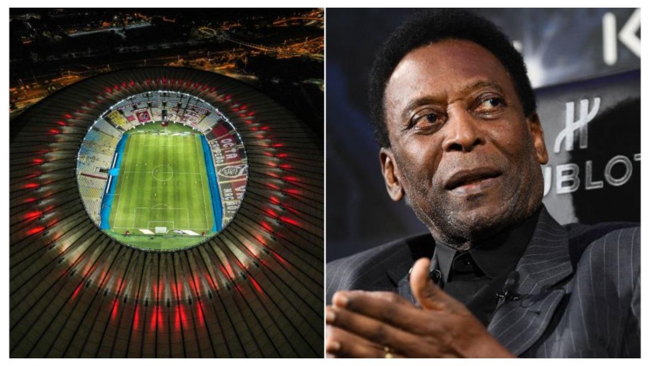 """""""Mbreti Pele"""", stadiumi mitik do të marrë emrin e legjendës braziliane"""