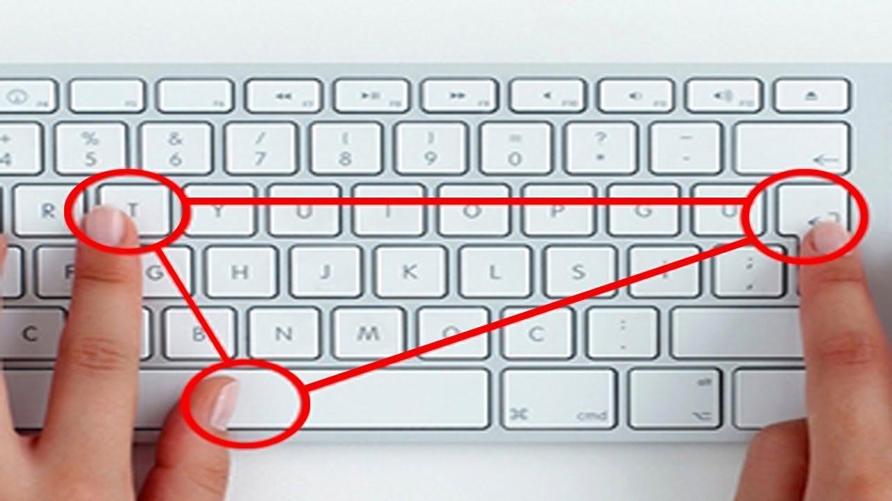 Këto kombinime tastiere duhet t'i dini patjetër, nëse punoni me kompjuter