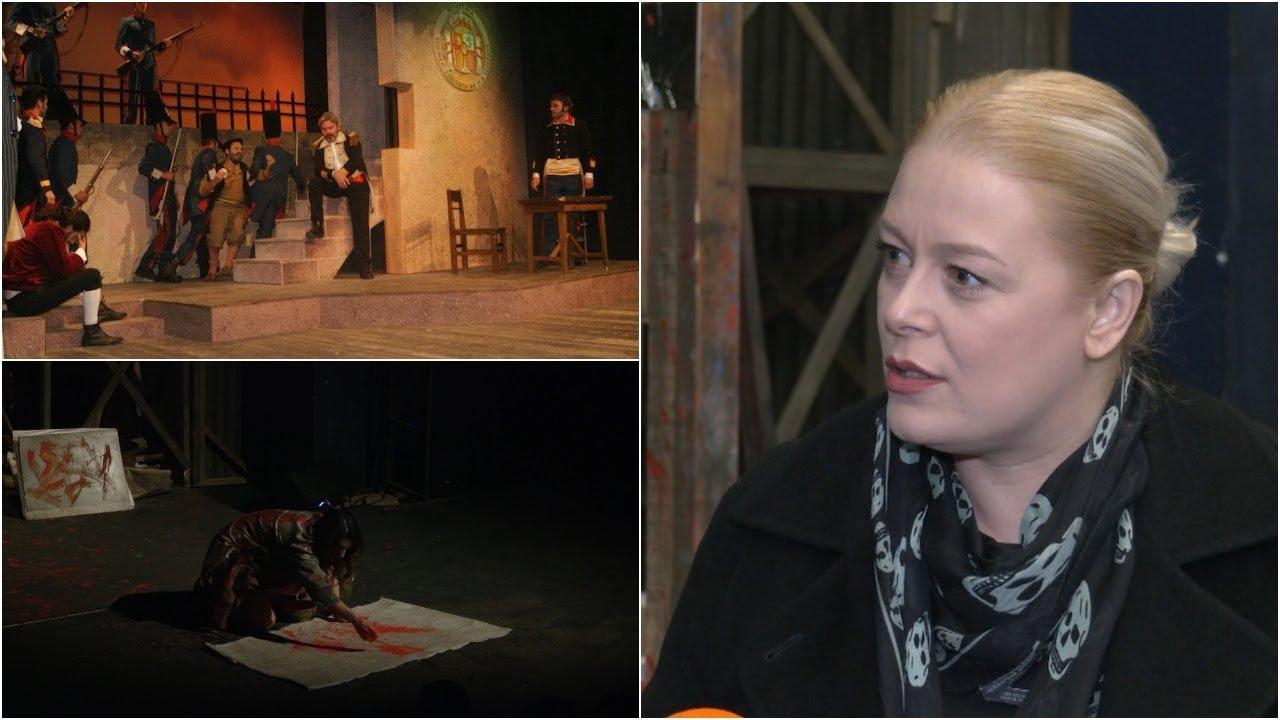 """""""Galaksia"""" shpallet shfaqja më e mirë në festivalin """"Moisiu Online"""""""