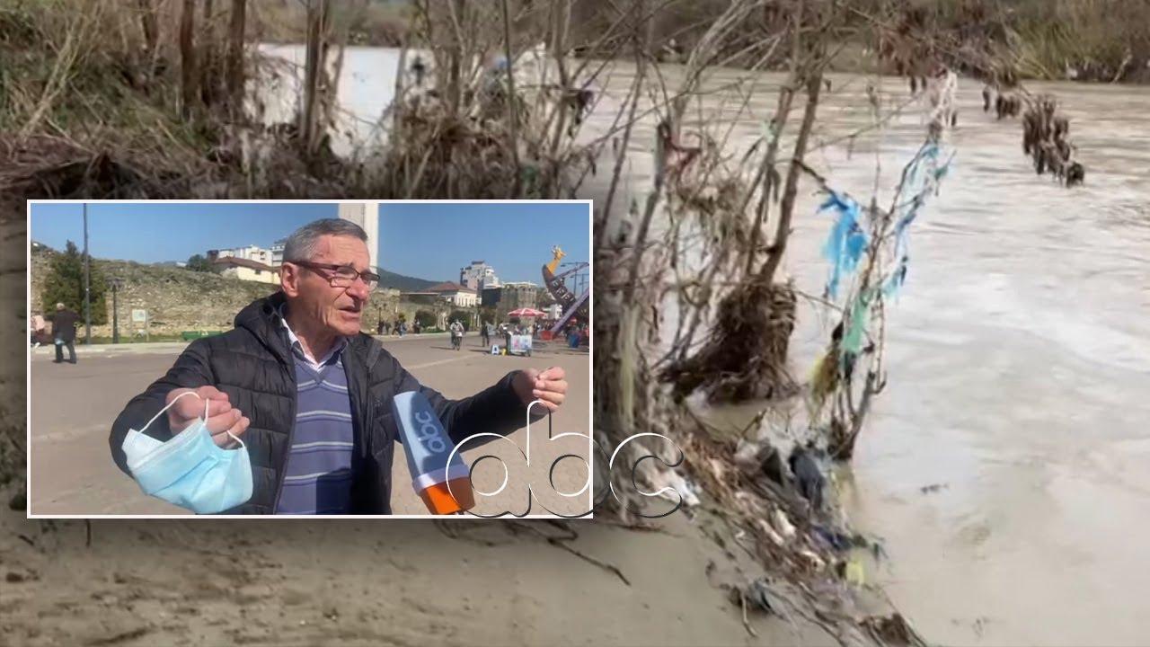 Ndotja, biznese e banorë hedhin mbetjet në Shkumbin, eksperti: Uji përdoret për vaditje në bujqësi
