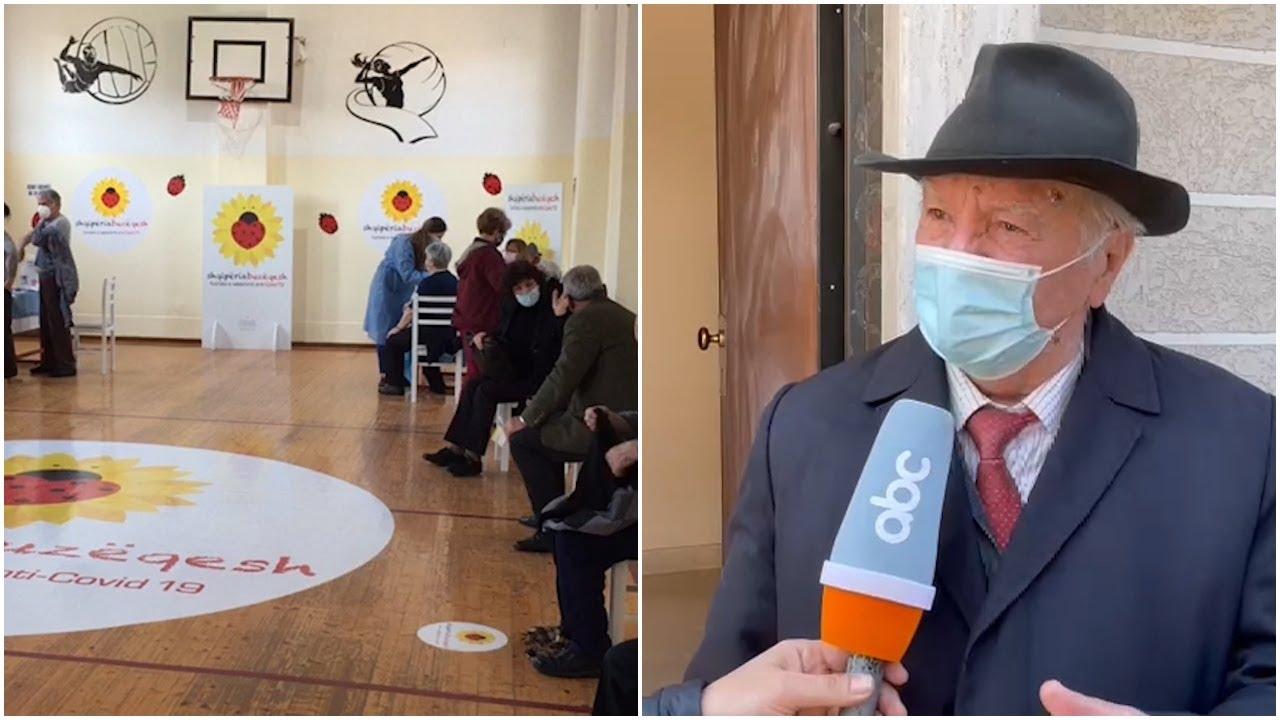 """Të moshuarit në rrethe refuzojnë """"Sinovac"""", qytetari korçar: Jo nga kinezët s'dua!"""