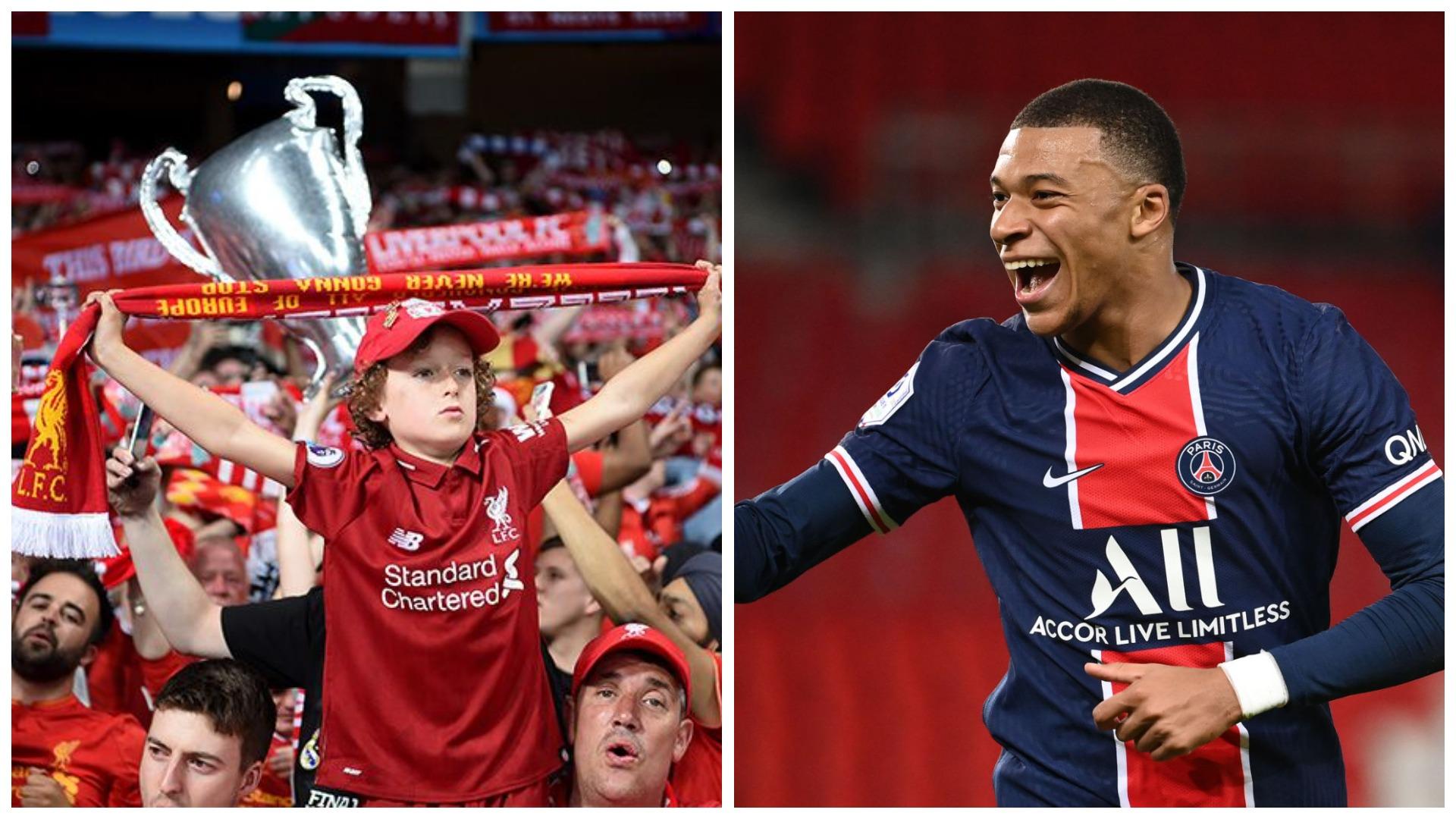 Nisma e veçantë e tifozëve të Liverpool, donacione për transferimin e Mbappe