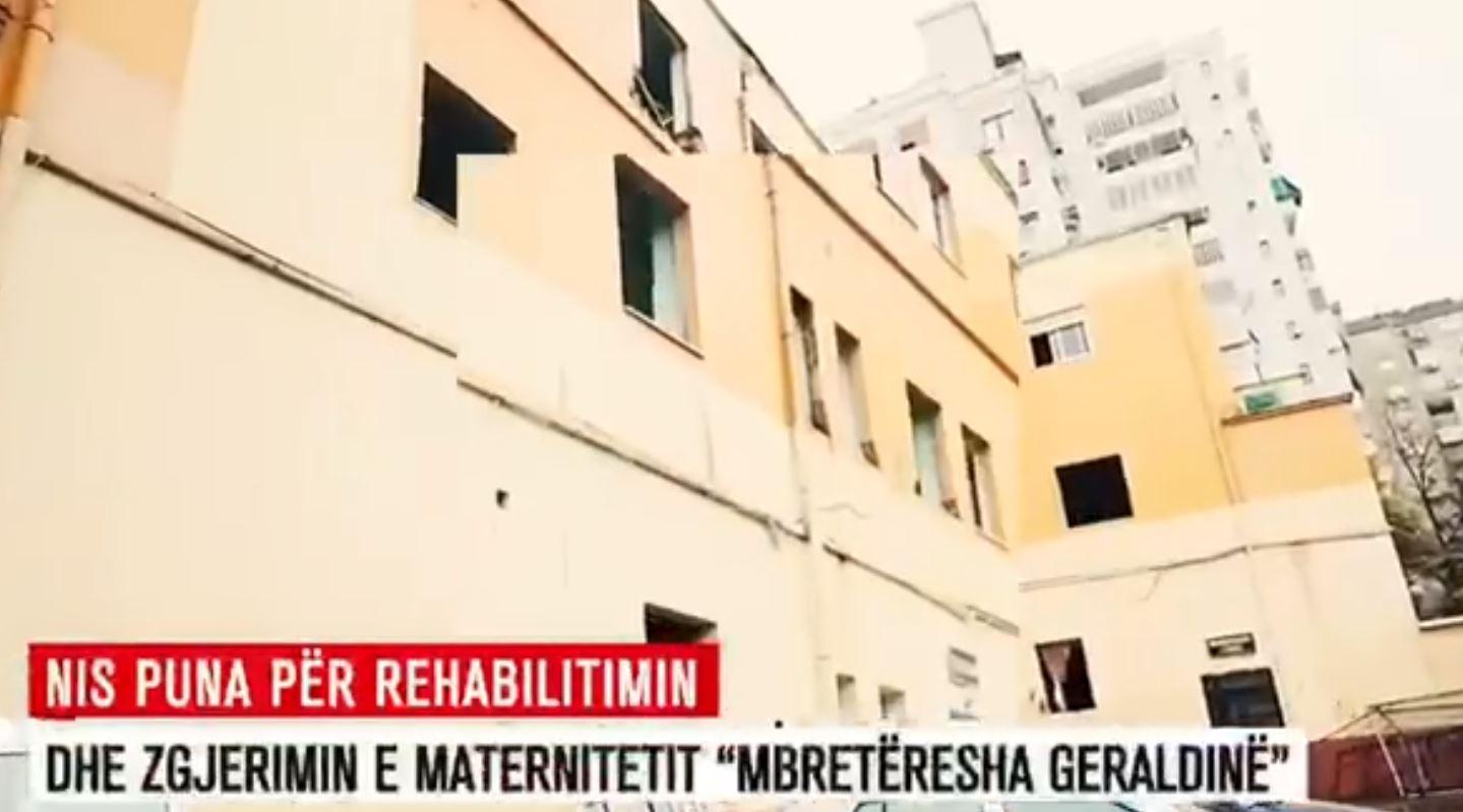 """Rama publikon videon: Ja si do të jetë godina e re e maternitetit """"Mbretëresha Geraldinë"""""""