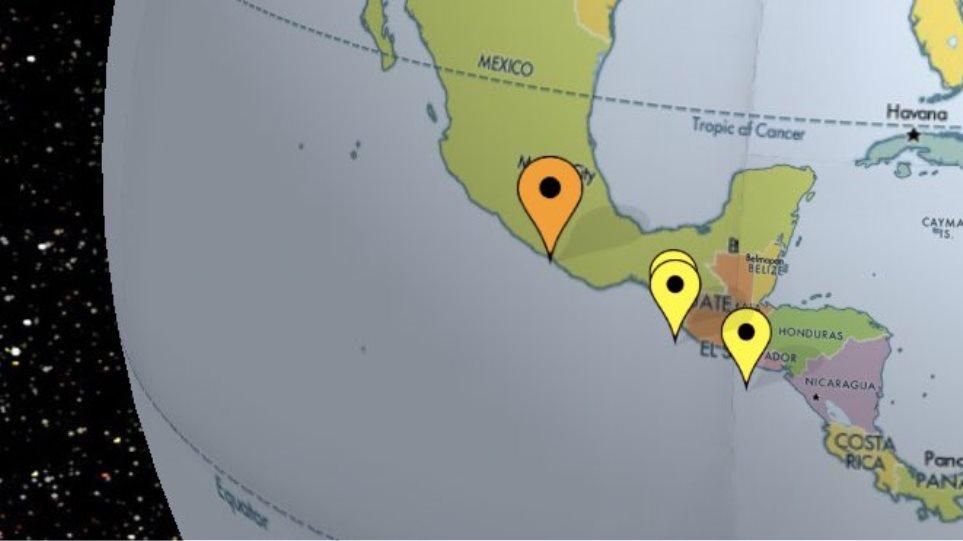 Tërmeti me madhësi 5.7 godet Meksikën