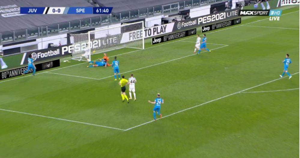 VIDEO/ Morata dhe VAR çlirojnë Juventusin, bie kalaja e Spezia