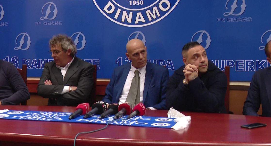 Pontreli: Tani mbështesim trajnerët shqiptarë, Dinamo më e madhe se emrat e përveçëm