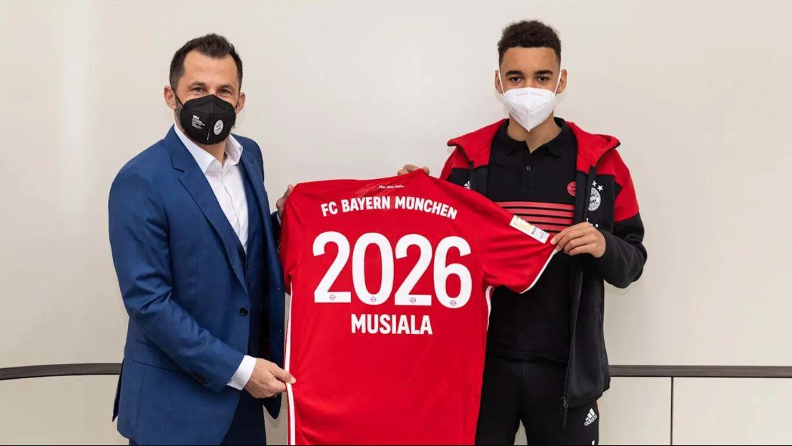 Zyrtare: Musiala rinovon me Bayern Munich, zbulohen detajet e kontratës