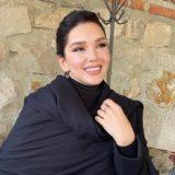 """""""S'ka lezet aq e dobët"""", Nevina Shtylla i kthehet ndjekësit dhe jep mesazhin e rëndësishëm"""