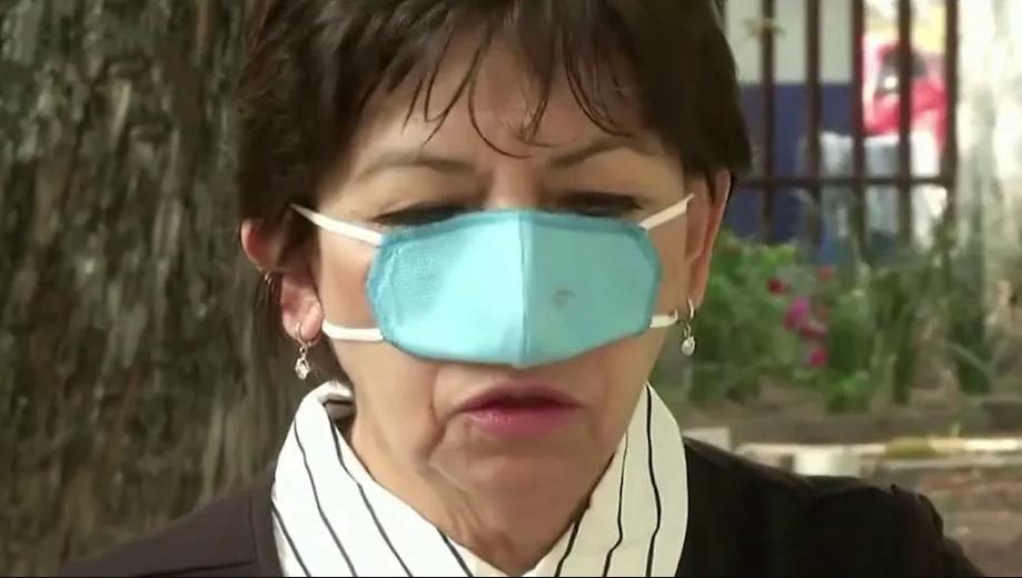 Shkencëtarët në Meksikë shpikin maskat e hundës për në restorante