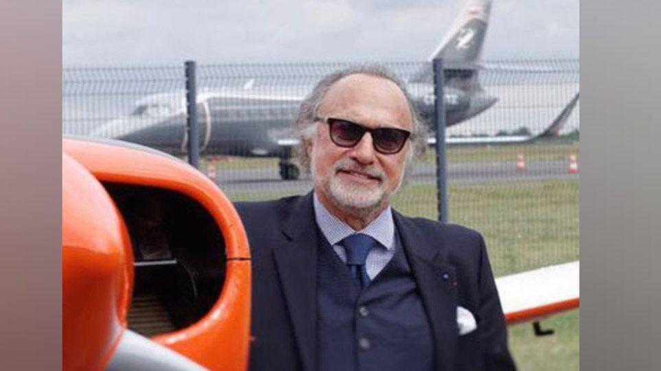 """Vdekja e miliarderit francez, prodhues i avionëve """"Rafale"""" dhe verës"""