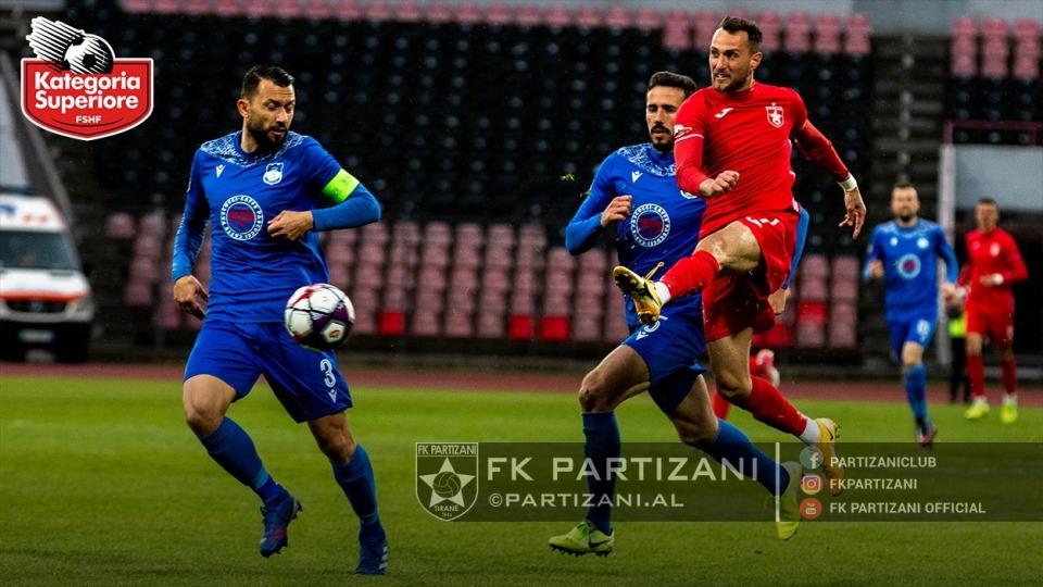 Finalet e radhës të hënën, spikasin Teuta-Partizani dhe Tirana-Laçi