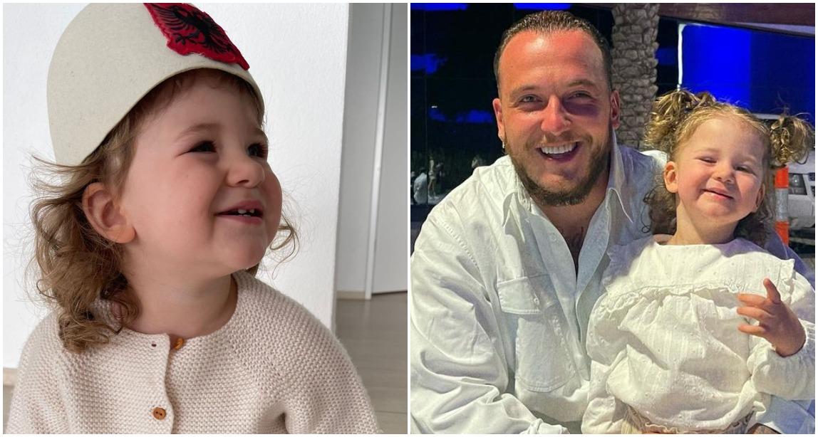 Hana është fansja më e madhe e tij, Mozzik ndan videon e ëmbël të së bijës
