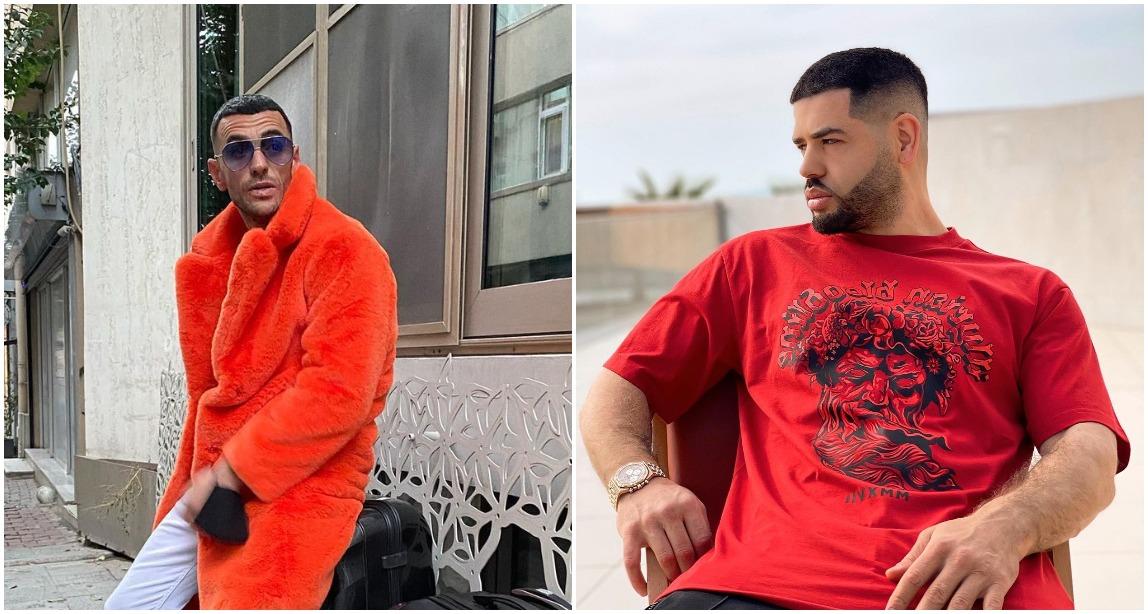 """""""Nuk jemi armiq"""", Stresi flet për herë të parë për arsyen pse bëri paqe me Noizy-n"""