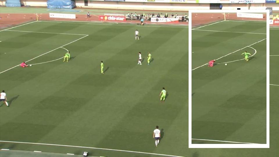 """VIDEO/ Gafa qesharake, portieri i Yokohoma FC bëhet """"hit"""" në internet"""
