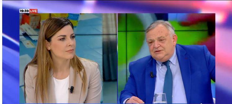 Gjata në ABC: Mungesa e mjekëve dhe arsyet përse spitalet Covid u hapën fillimisht në Tiranë