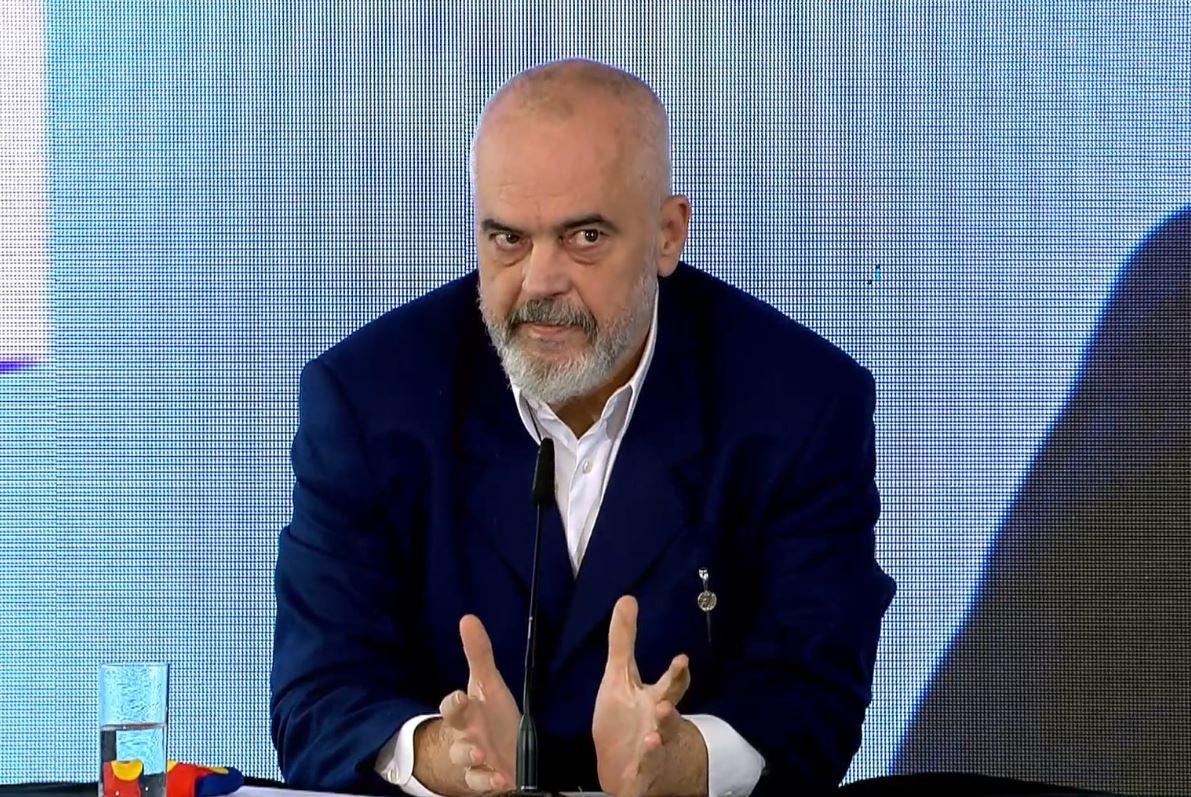 """""""Berisha ka vlera për PD, jo vendin"""", Rama: Nuk bëhet Shqipëria me Dukën, që do patjetër të bëhet deputet"""