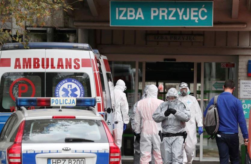 Shtohen ritmet e infektimeve me koronavirus në Evropë