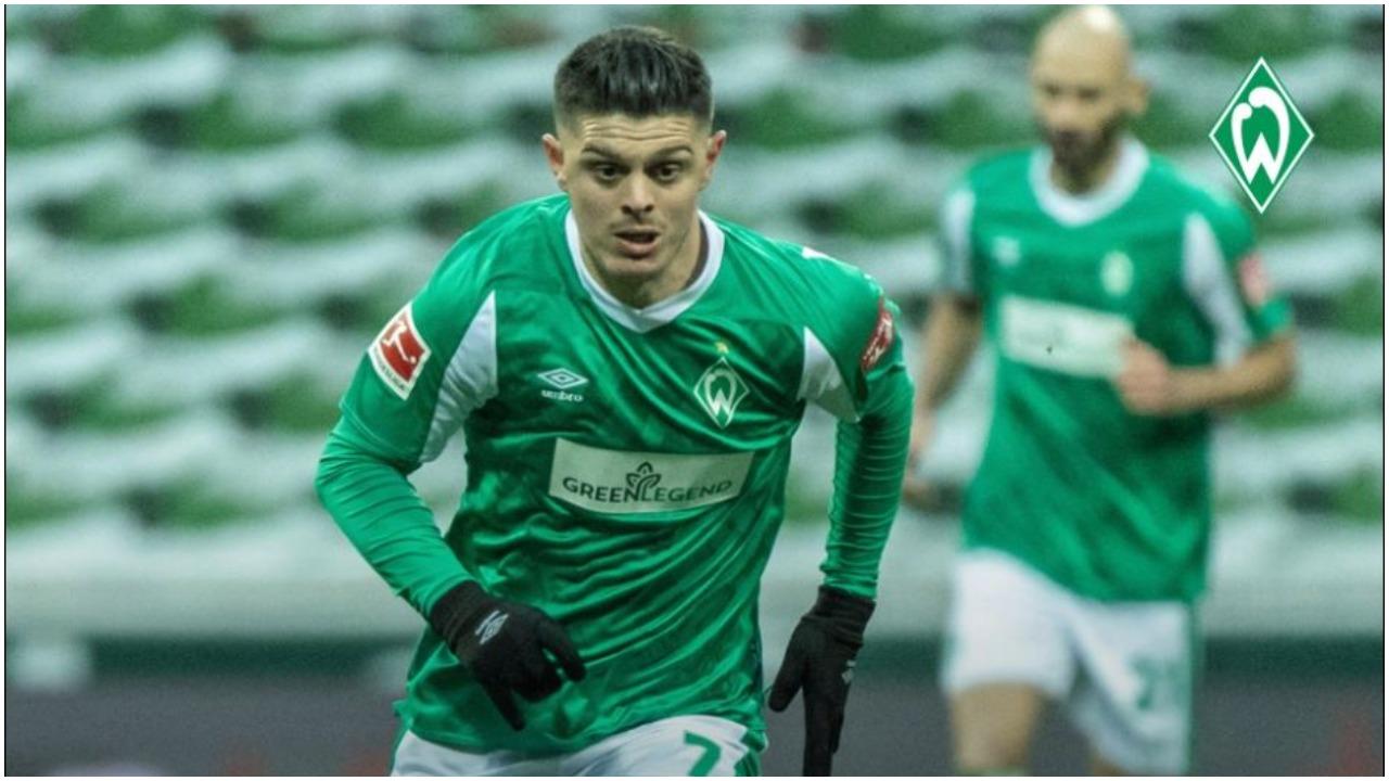 Werder Bremen i hap rrugën Rashicës, zëvendësuesin e gjen te kombëtarja fqinje
