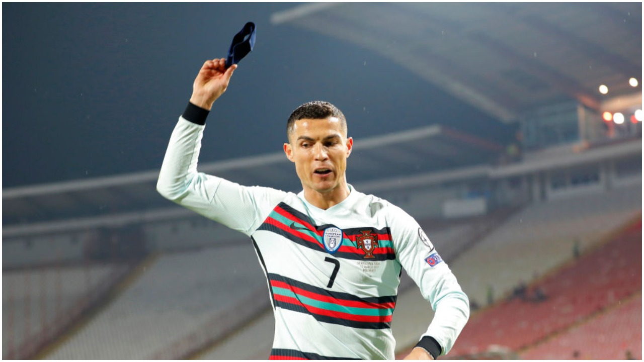 Shitet për shifrën e frikshme shiriti i Ronaldos, i shpëton jetën një djaloshi serb