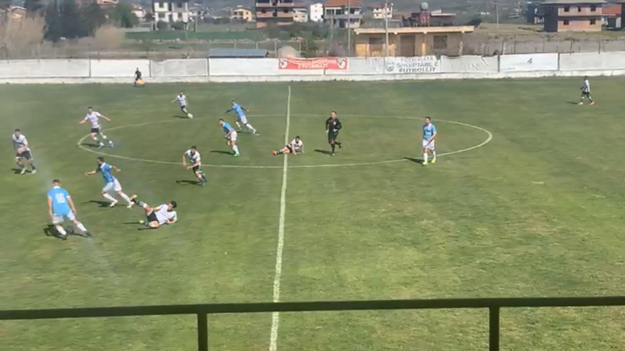 Luzi ndal Shkumbinin në të Dytën, Sopoti fiton 8-1 dhe merr kreun e grupit A