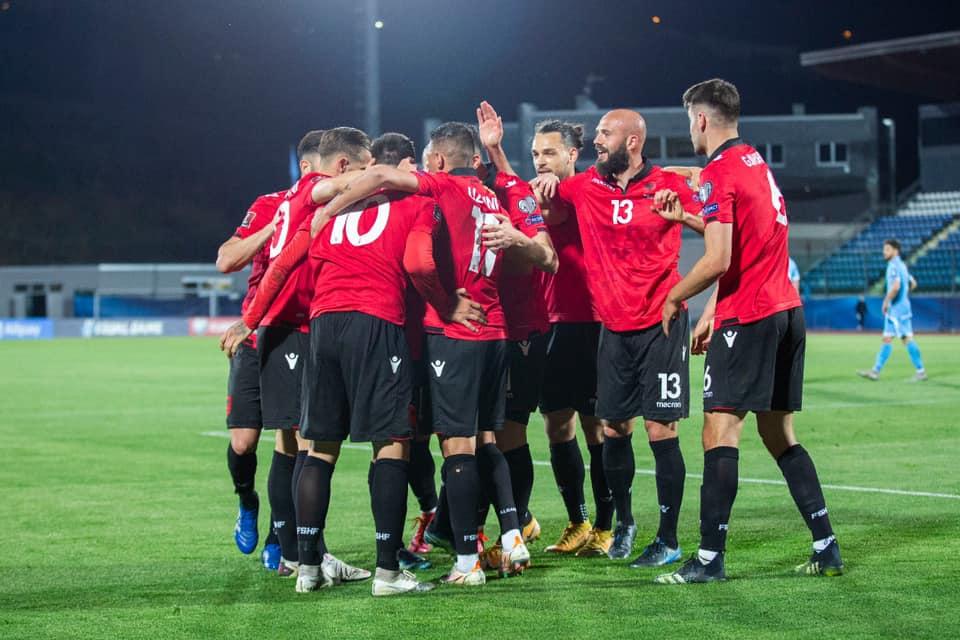 VIDEO/ Shqipëria likuidon San Marinon, Spanja shumë e fortë për Kosovën