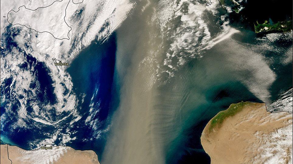 Rëra sahariane pritet të pushtojë qiellin shqiptar