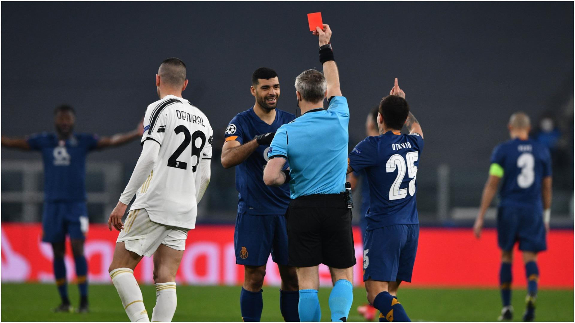 """VIDEO/ """"Ky është Championsi? Ik p*rdhu"""", shpërthimi i sulmuesit të Portos"""