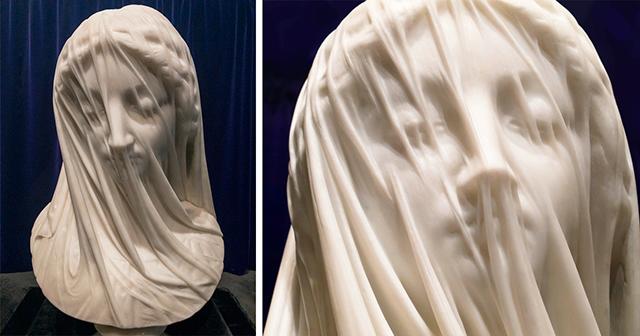 12 skulpturat më perfekte në botë, që s'mund të përsëriten më