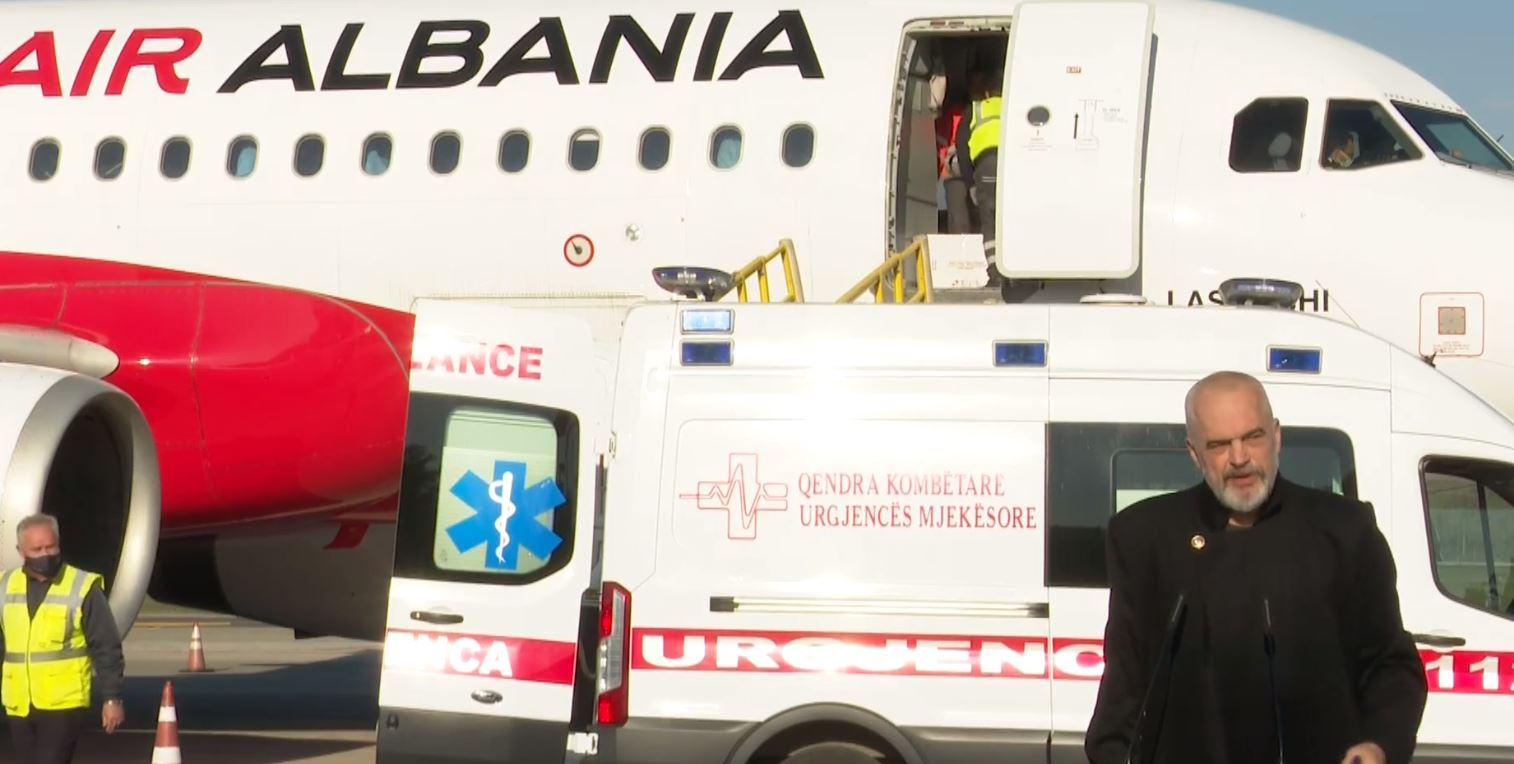Rama: Marrim përsipër vaksinimin e të gjithë bluzave të bardha në Kosovë