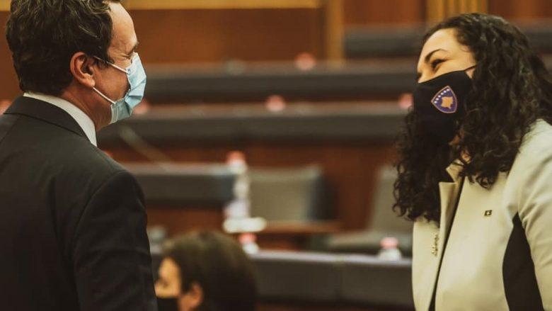 Osmani uron Kurtin: Kapitull i ri, na priftë e mbara në rrugëtimin tonë të drejtë