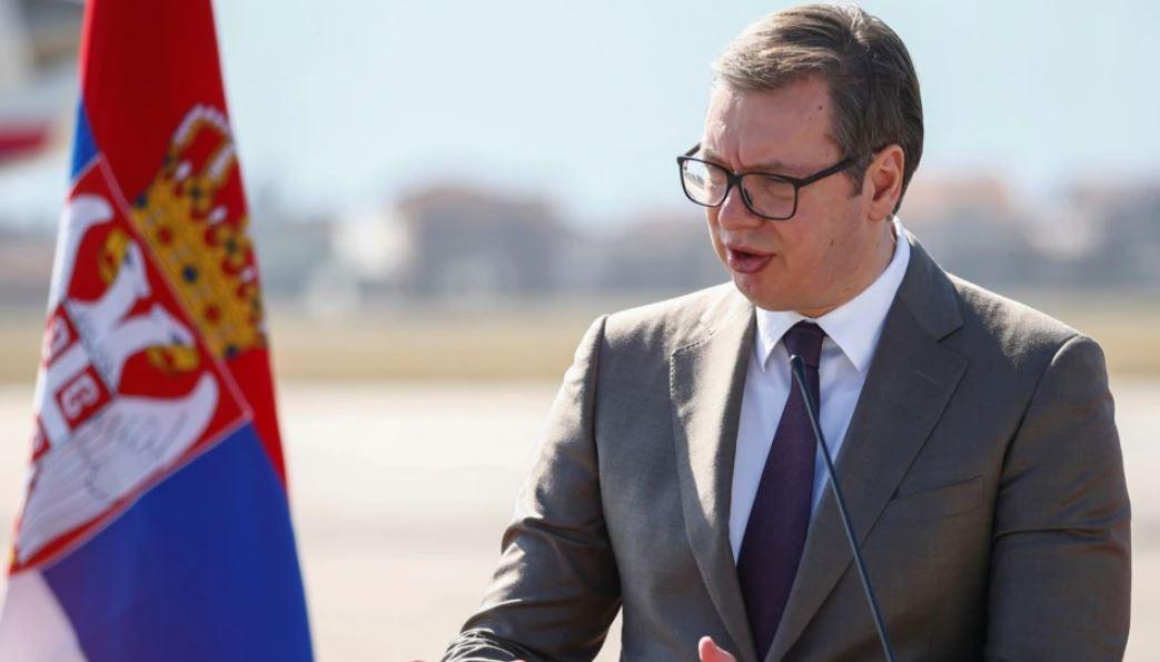 Vuçiç: Do të vazhdoj punën drejt delegjitimimit të pavarësisë së Kosovës