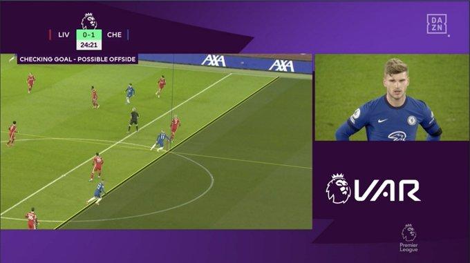 VIDEO/ Polemika në Angli, VAR i anulon gol gjermanit Werner