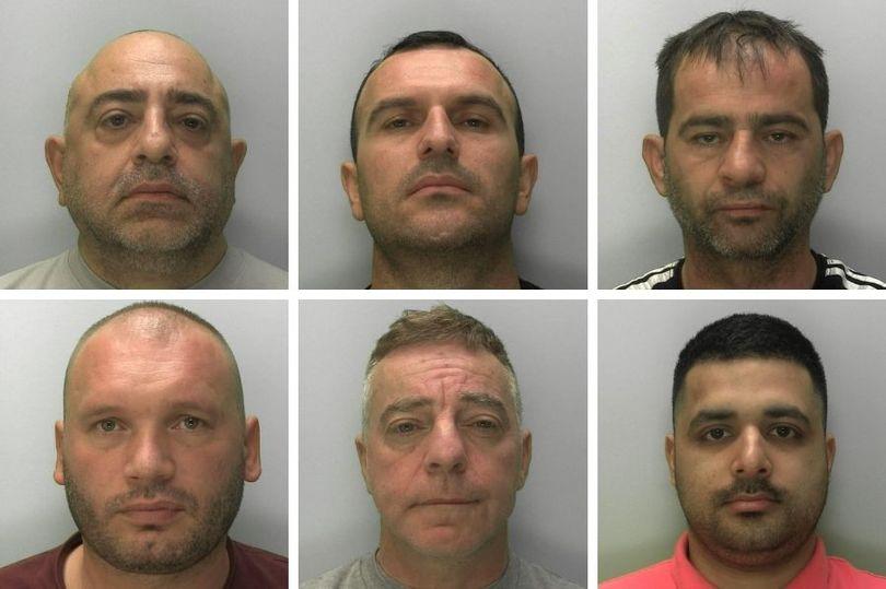 (EMRAT) Mes të burgosurve 3 shqiptarë, dënohet banda e kokainës në Britaninë e Madhe