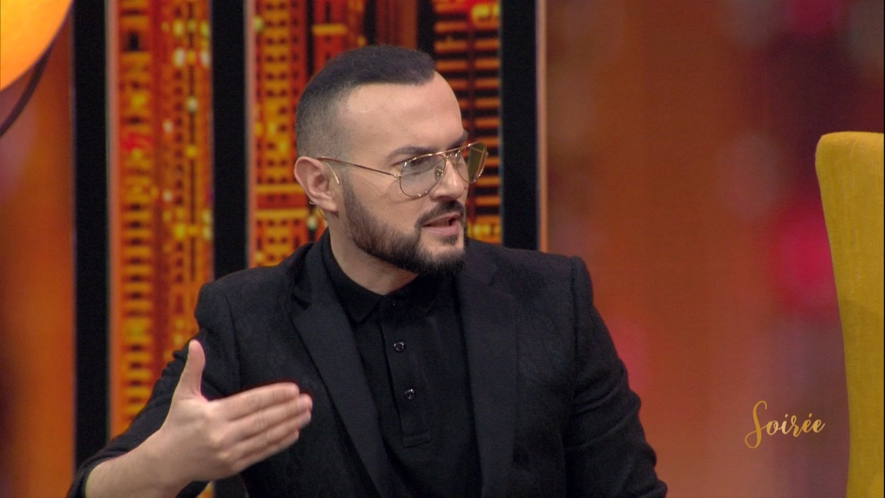 """""""Do na presin me gurë"""", Ardi Asllani tregon frikërat me Jonida Maliqin që kishin në Eurovizion"""
