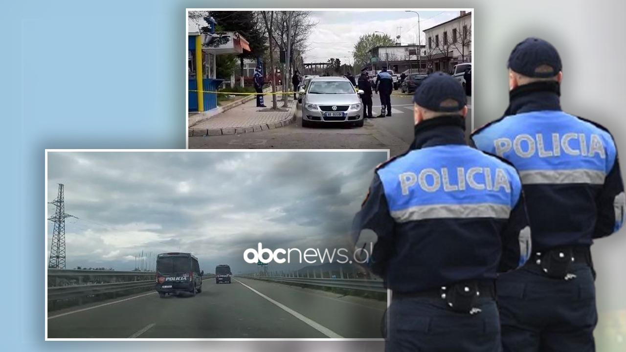 """Si u plagosën policët nga dy persona që po lëviznin me makinë, dyshimet e para! """"Blindohet"""" Mamurrasi"""