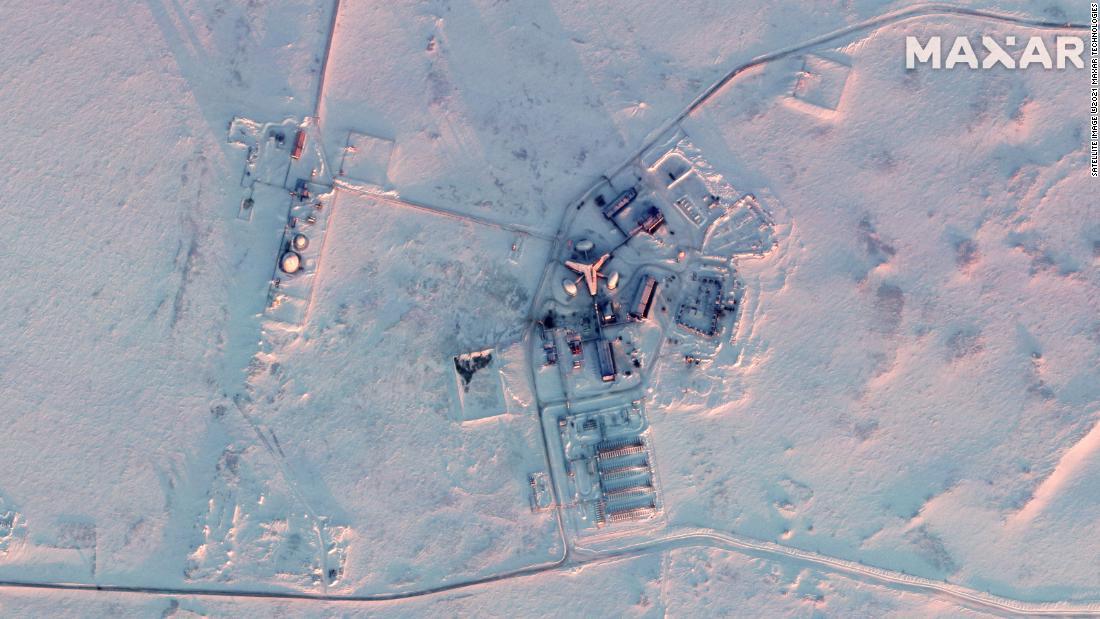 Pamjet satelitore tregojnë ndërtime të mëdha ushtarake ruse në Arktik