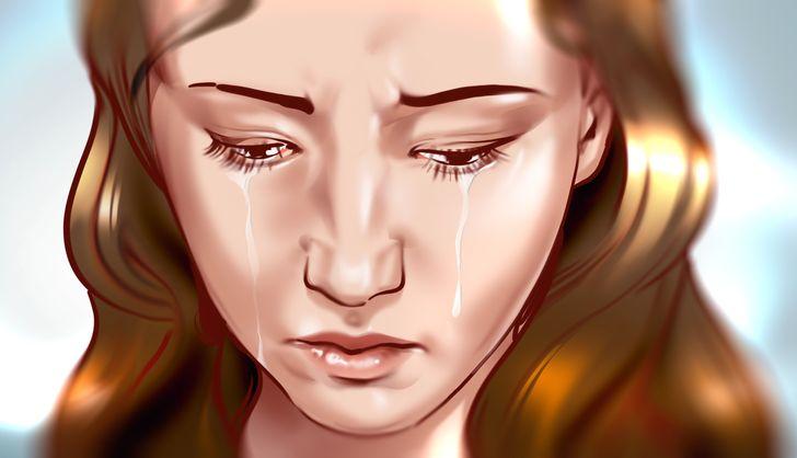 5 probleme shëndetësore që mund t'i zgjidhin duke qarë