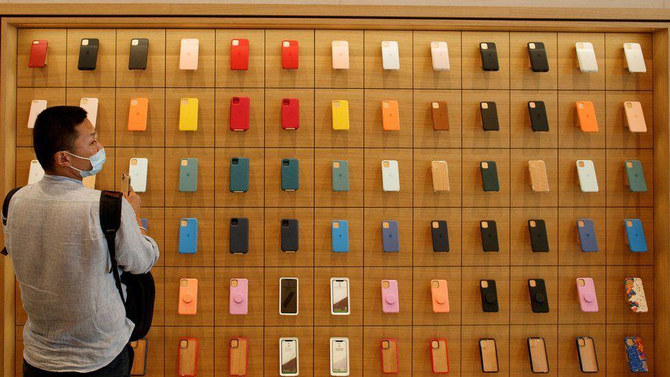 iPhone dyfishon shitjet dhe fitimet gjatë pandemisë