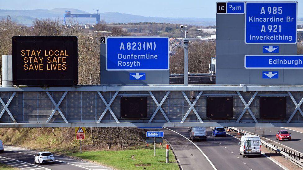 Skocia rihap udhëtimet me Britaninë dhe Uellsin nga 26 prilli