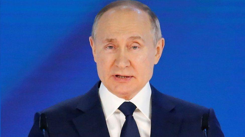 """Putin paralajmëron Perëndimin: Mos e kaloni """"vijën e kuqe"""" me Rusinë"""