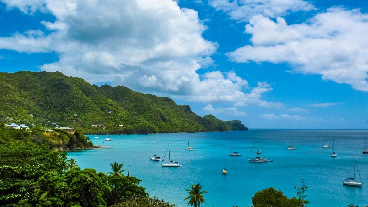 Ishulli i Karaibeve pritet të bëhet vendi i pari në botë që përdor bitcoinin në vend të parasë
