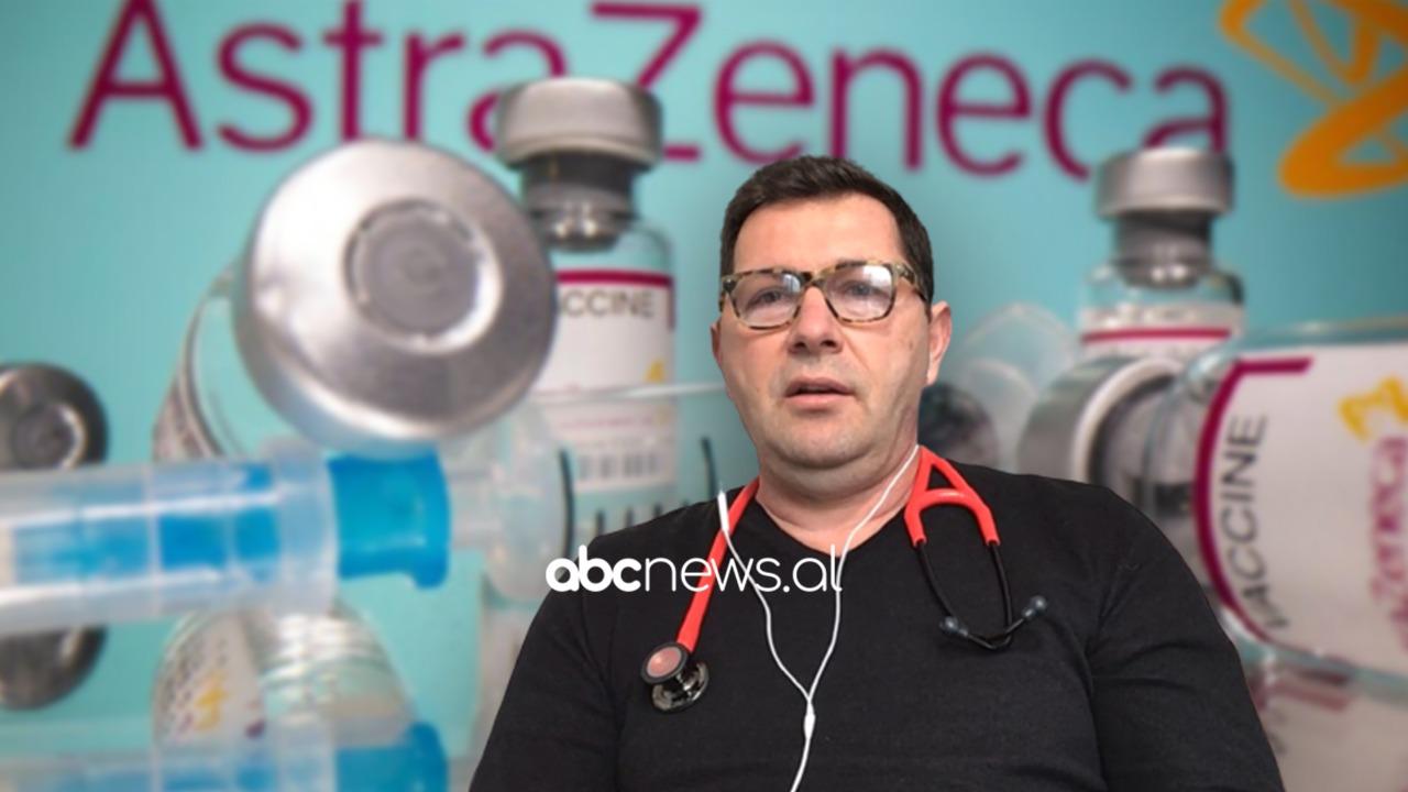 """Mjeku shqiptar në Londër zbulon çfarë fshihet pas alarmit ndaj """"AstraZeneca-s"""": Luftë ekonomike dhe politike"""