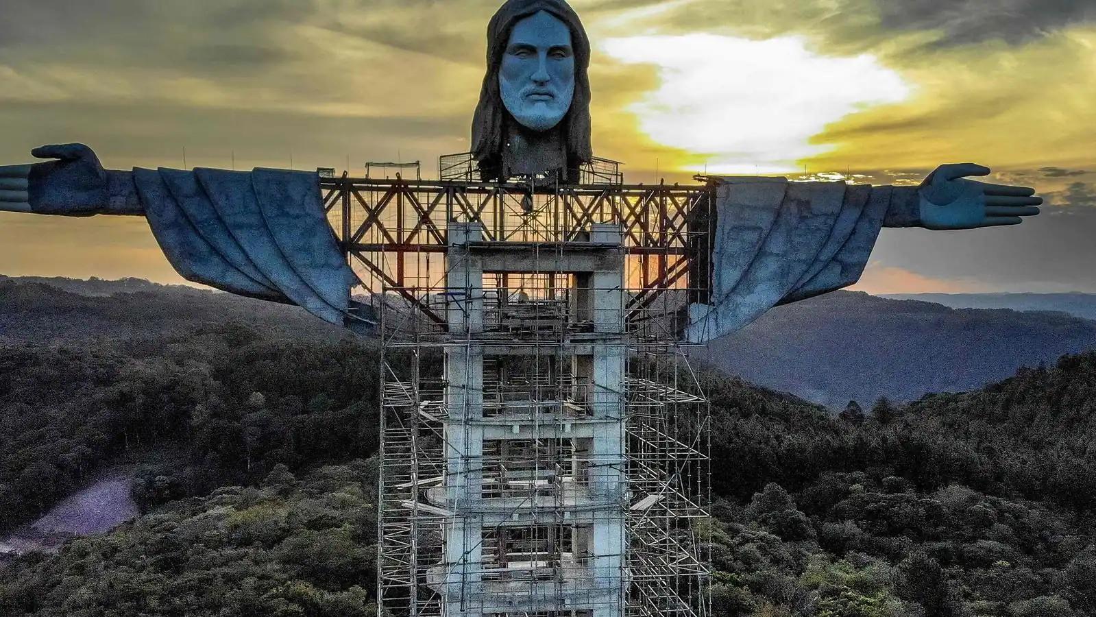 Brazili ndërton statujën e re gjigande të Krishtit, më e gjatë se e Rios
