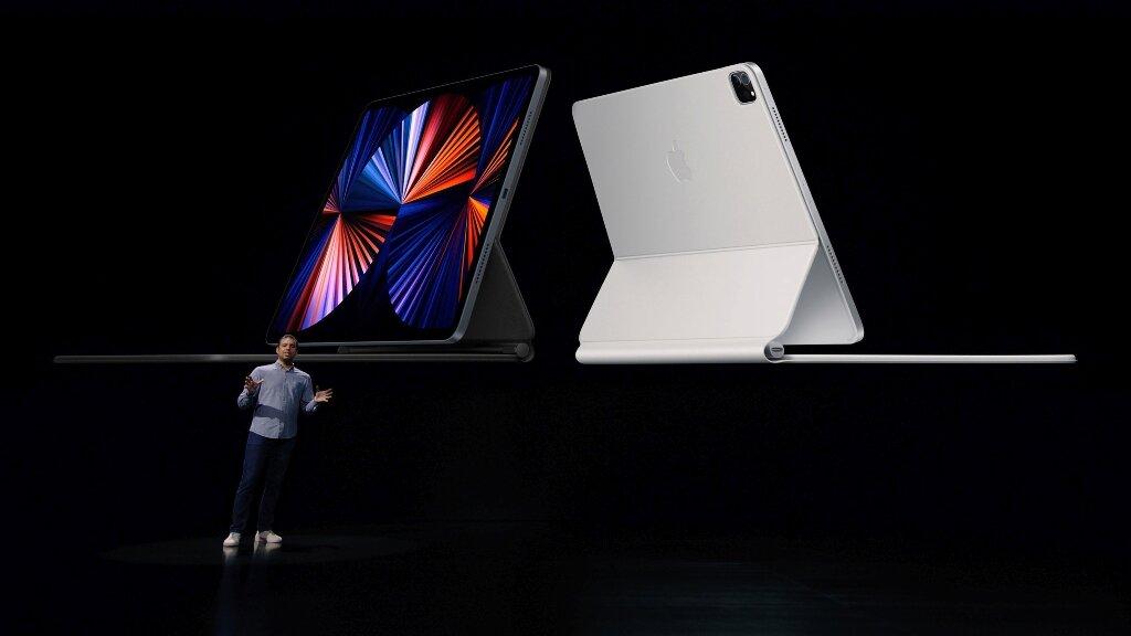 Apple fuqizon iPad-et pas rritjes së pandemisë