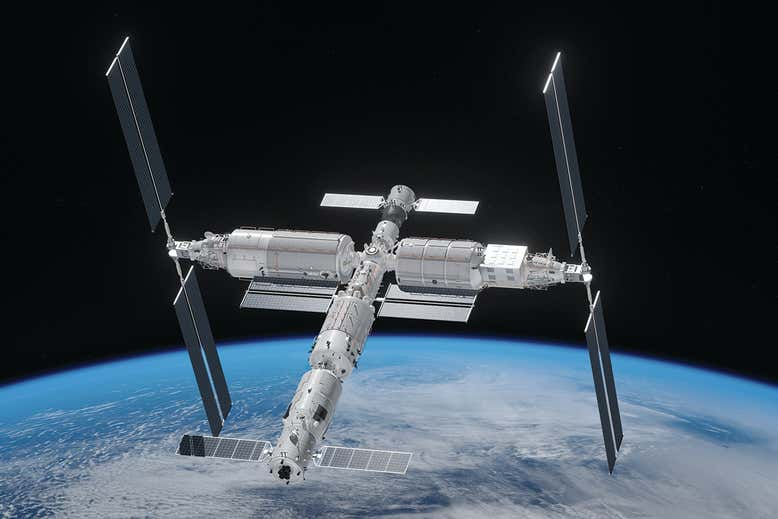 Kina është gati të fillojë ndërtimin e një stacioni hapësinor në orbitë