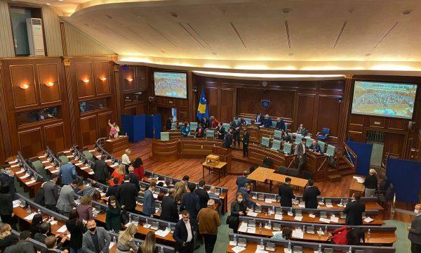 Shtyhet për nesër seanca për zgjedhjen e presidentit të Kosovës