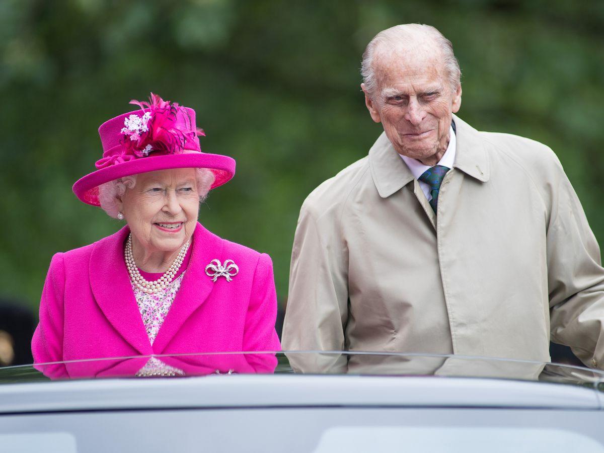 Mbretëresha ndan foton e preferuar me princin Philip, pak para funeralit