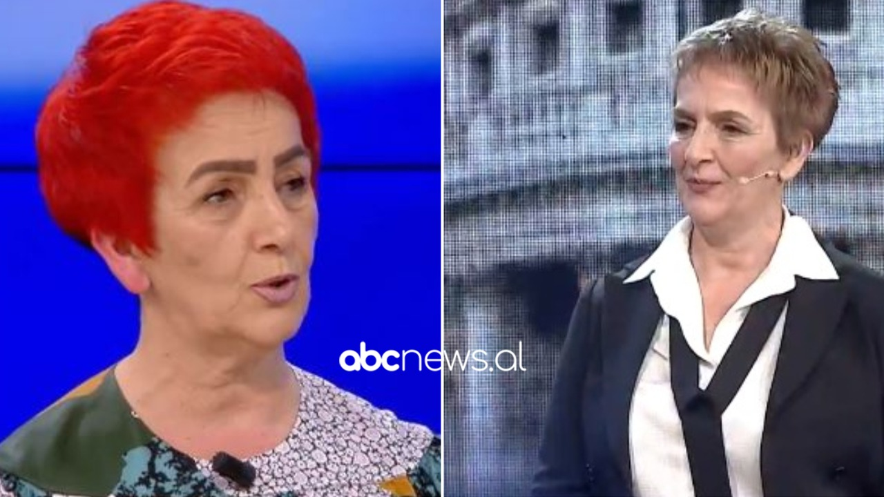 FOTO/ 20 ditë para zgjedhjeve, Najada Çomo heq dorë nga flokët e kuqe