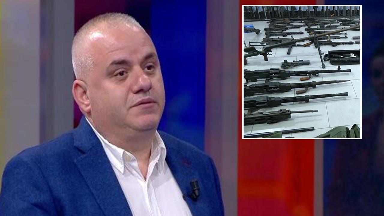 Artan Hoxha në ABC: Si u zbuluan arsenalet e armëve, kur dhe ku janë vjedhur