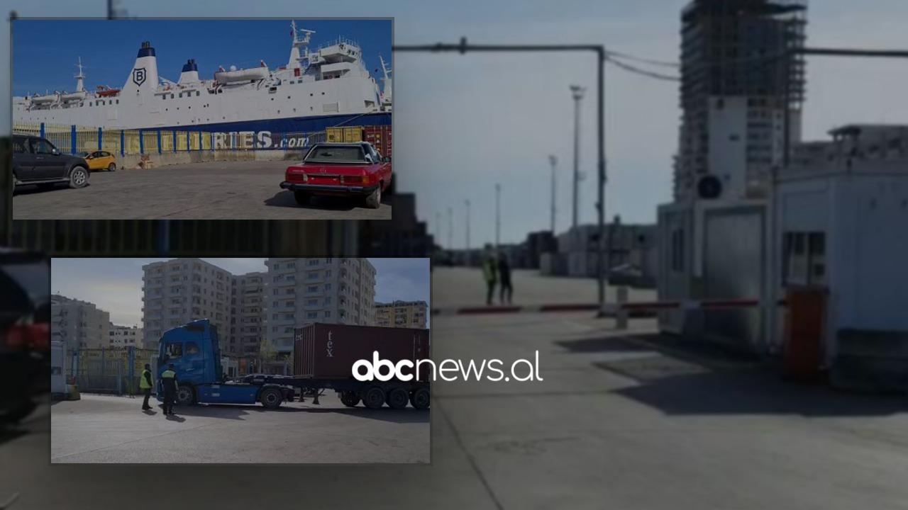 Kapen 200 pako me kokainë në portin e Durrësit, vinte me kontejner nga Ekuadori